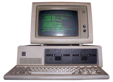 Personal Komputer influence of the ibm pc on the personal computer market