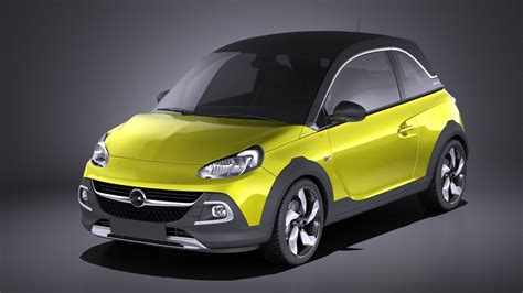 opel adam rocks opel adam rocks 2017 vray