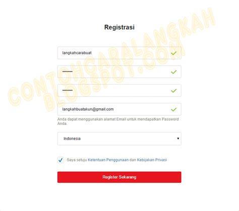 membuat akun pb baru cara buat akun pb garena indonesia plus verifikasi akun pb