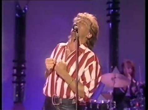 Rod Stewarts Beat It To Step by Rod Stewart Every Beat Of My 1986