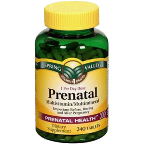 Prenatal One Rainbow Light Top 10 Prenatal Vitamin Brands Best Prenatal Vitamin