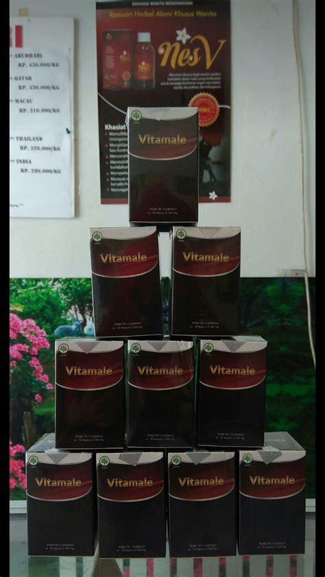 Vitamale Nes V vitamale hwi distributor resmi herbal dan kecantikan pt