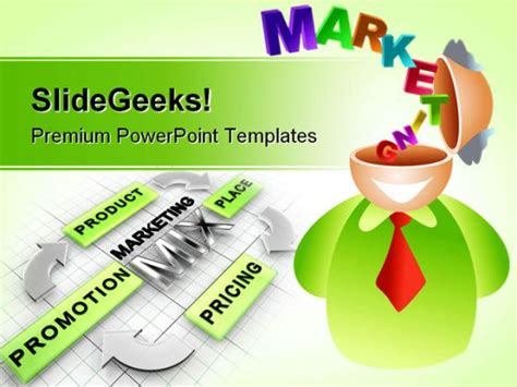 marketing powerpoint templates free marketing brain business powerpoint backgrounds and