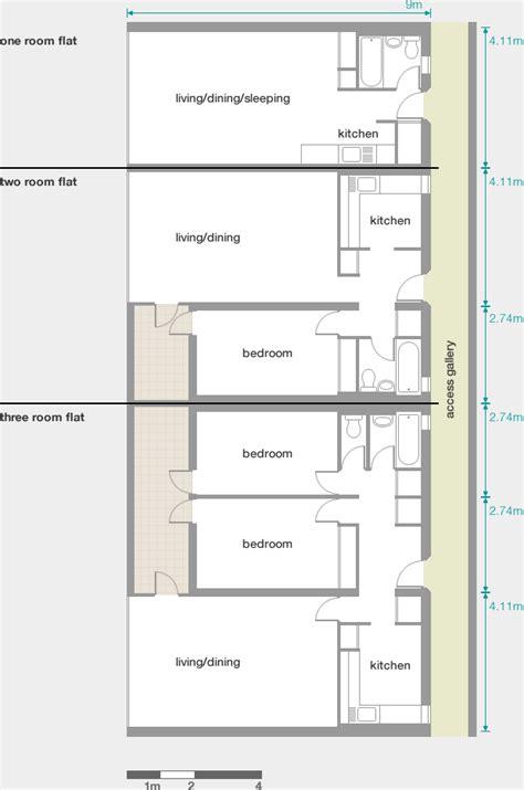 Modern Home Floor Plans brunswick centre modern architecture london