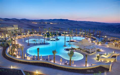 abu dhabi desert resort qasr al sarab desert resort by abu dhabi travel qasr al sarab the five star desert