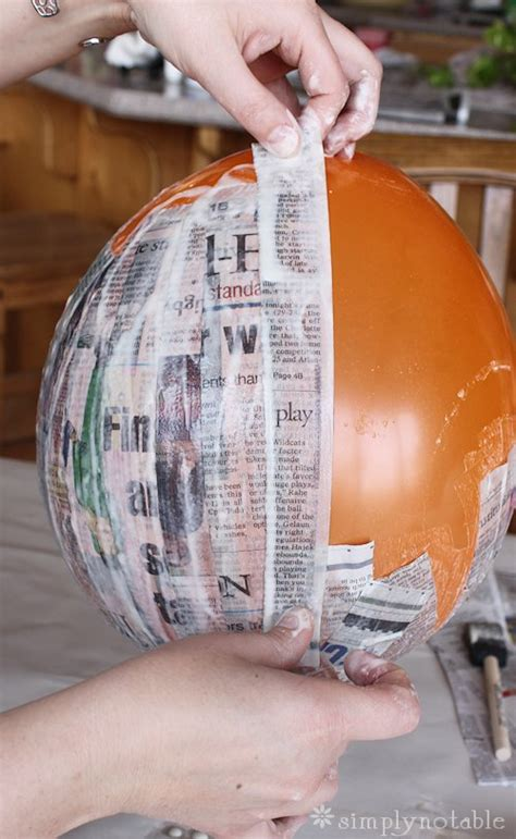 How Do U Make Paper Mache - the 25 best ideas about paper mache pinata on