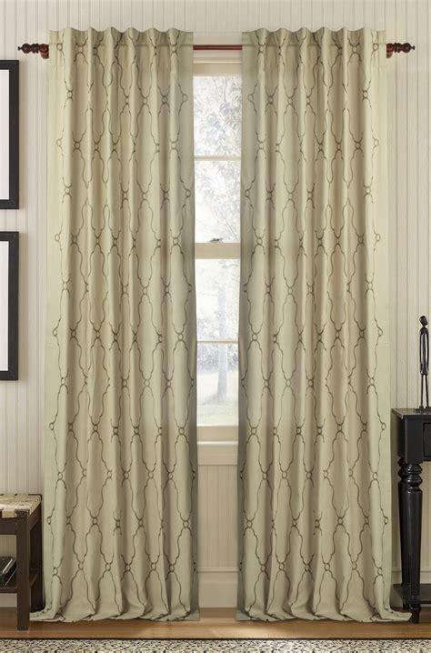 cotton drapery panels muriel kay viola linen cotton drapery panel