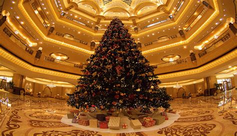 luxury life design 11m christmas tree most expensive