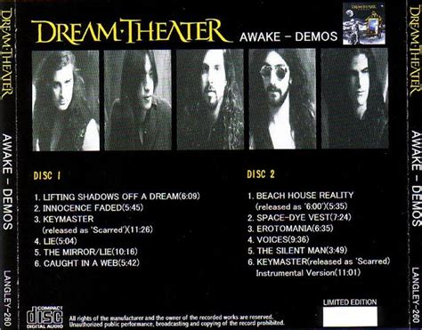Theater Awake theater awake demos 2cd