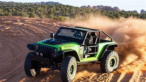 jeep hellcat 2017 jeep wrangler trailcat hellcat omg