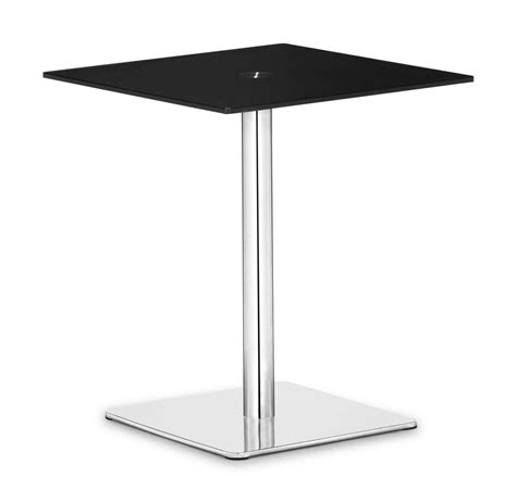 Stainless Steel Pub Table by Polished Stainless Steel Pub Table Zuri Furniture