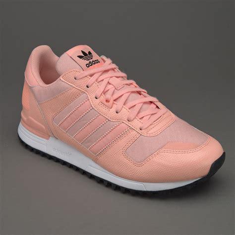 Sepatu Adidas Originals Zx 700 sepatu sneakers adidas originals womens zx 700 coral