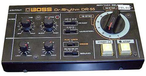 Timer Analog 3 Jam By Pc Store dr 55 manual every dr rhythm machine the