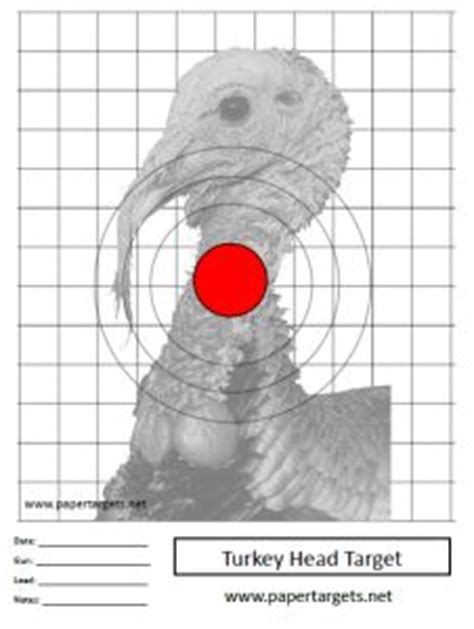 printable wild turkey targets 17 best images about trap shooting on pinterest shotgun