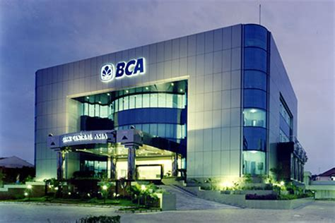 bca bank bank bca recruitment for program branch improvement may