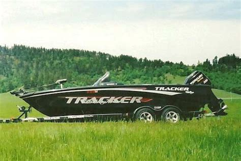 tracker tundra walleye boats for sale jason j konstant s tracker boat for sale on walleyes inc