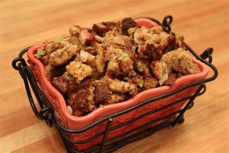 printable stuffing recipes sausage stuffing thanksgiving recipe the star