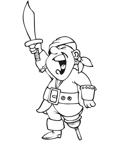 Pirate Coloring Pages Coloringpages1001 Com Pirate Coloring Pages Coloringpages1001