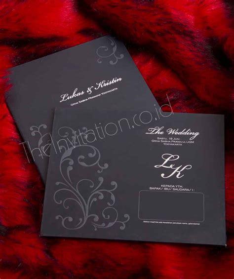 kartu nama desain hitam putih kartu undangan pernikahan hitam putih 081 2296 3585