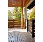 Deck Planter Box With Bench No Rail