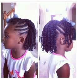 hairstyles that look flatter on sides of flat twist with side bang with two strand twist hanging in