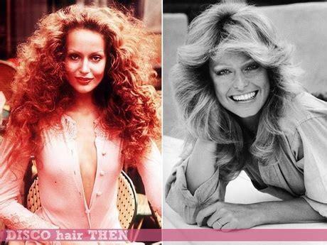 70 disco hairstyles 70s disco hairstyles