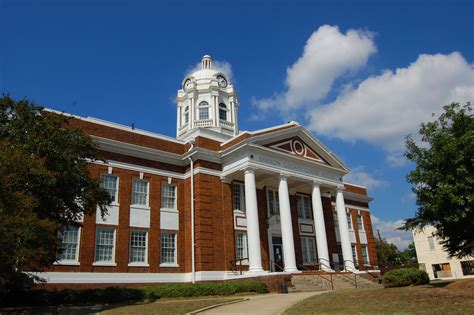 Barrow County Court Search File Barrow County Courthouse Jpg Wikimedia Commons