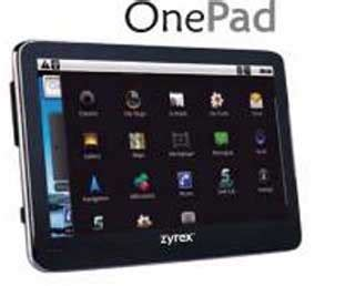 Tablet Android Zyrex sistem operasi android taufikjamil