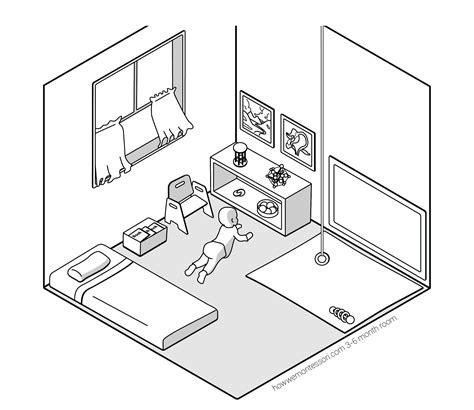Kinderzimmer Gestalten Nach Montessori by Montessori F 252 R Babys Das Babyzimmer Nach Montessori