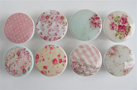 Pink Knobs For Drawers by S Pink Floral Drawer Knobs By Leila S Loft