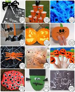 Arts And Crafts For Toddlers For Halloween - 75 halloween craft ideas for kids