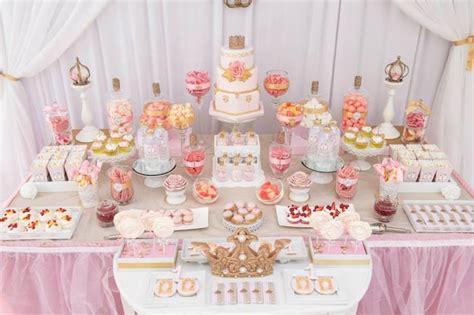 kara s party ideas pink amp gold princess birthday party