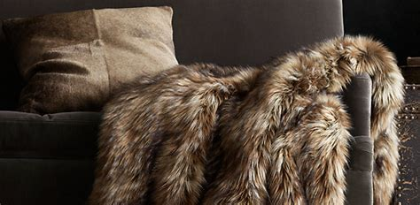 how to put a fur throw on a sofa faux fur throw rh