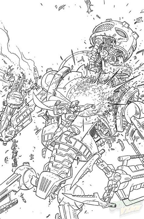 comic book coloring pages print 25 dc comics coloring book variant covers revealed ign