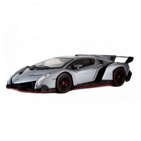 grey lamborghini veneno lamborghini veneno grey red 1 18 scale diecast car