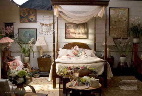 boho style furniture 65 refined boho chic bedroom designs digsdigs 48 refined