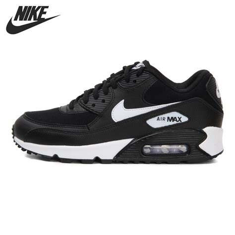 Original Bnib Nike Wmn Air Max 1 Essential Blackdove Grey aliexpress buy original new arrival 2018 nike wmns air max 90 s running shoes