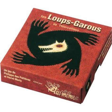Asmodee Les Loups Garous by Les Loups Garous De Thiercelieux Asmod 233 E Jeu De Strat 233 Gie Achat Prix Fnac