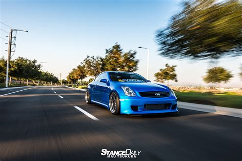 Ac Aux Ssr 1 M bluewaffleg35 infiniti g35 on ssr wheels mppsociety