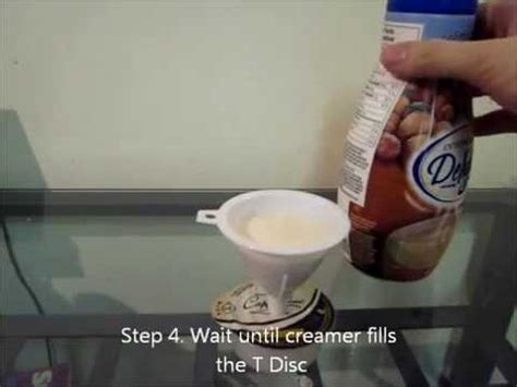 How to Refill / Reuse a Tassimo T Disc   YouTube