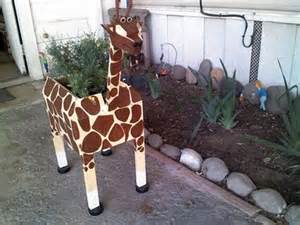 Giraffe Planter by Giraffe Planter