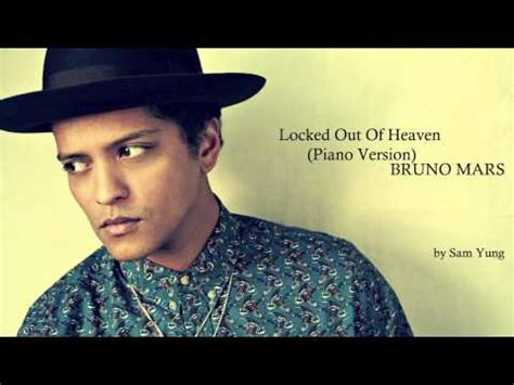 download mp3 bruno mars heaven locked out of heaven piano version bruno mars by sam