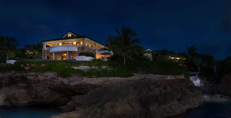 Barnes Realty The Villa At Barnes Bay Anguilla Properties