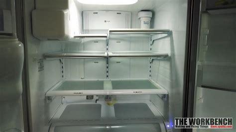 ge refrigerator deli drawer replacement ge refrigerator pfss6pkxdss water leak under deli drawer