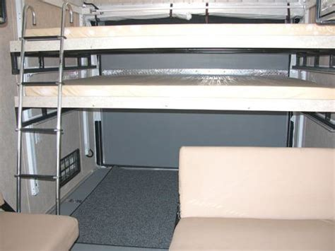 happijac bed happijac bed lift optional double bunk mirage trailer parts