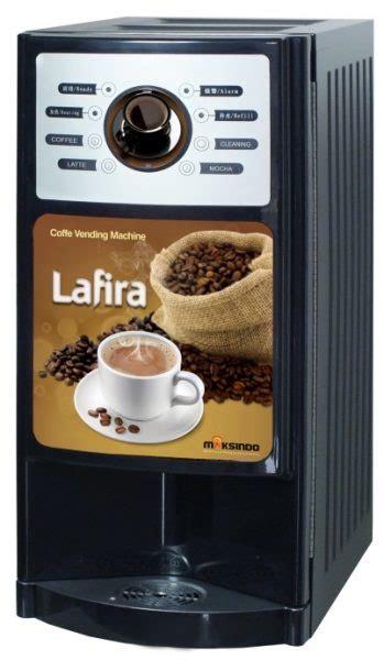 Mesin Pengisar Kopi mesin kopi vending lafira 3 minuman toko mesin maksindo