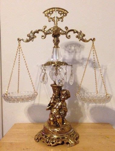 Interest Of Justice cherub crystals and gold on