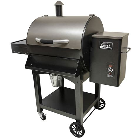 smoke hollow 24 in pellet grill 2415pg lumber jack