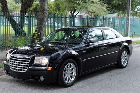 2006 Chrysler 300 Black by Chrysler 300 300c Black Miami Mitula Cars