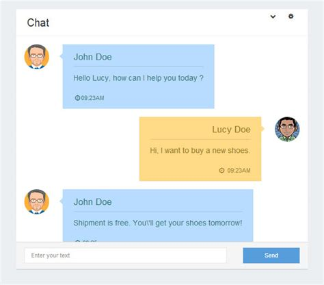 chat template an easy to follow guide on creating a chat room using
